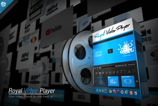 Royal Video Player Wordpress Plugin