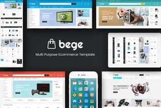 Bege - Responsive WooCommerce WordPress Theme