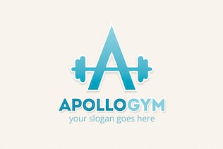 Appollo Gym Logo