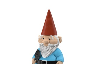 Pudgy Lawn Gnome