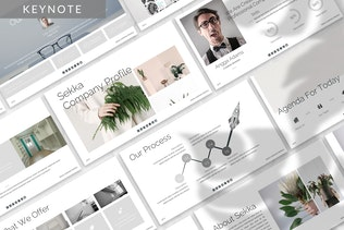 Sekka - Business Keynote Template