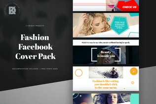 Fashion Facebook Pack