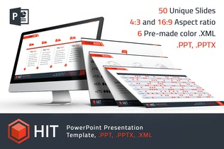 HIT - Professional PowerPoint Template