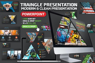 Triangle Powerpoint Presentation