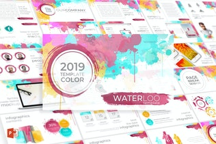 Waterloo - Powerpoint Template
