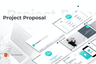 Project Proposal PowerPoint Template