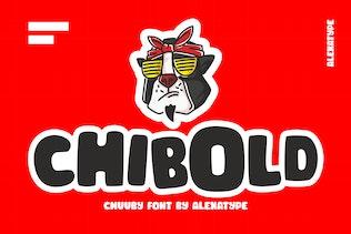 CHIBOLD - Chubby Font