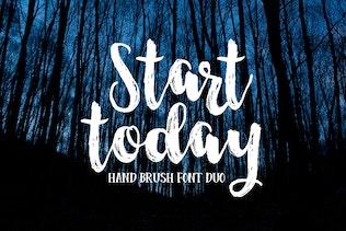 Start Today Script