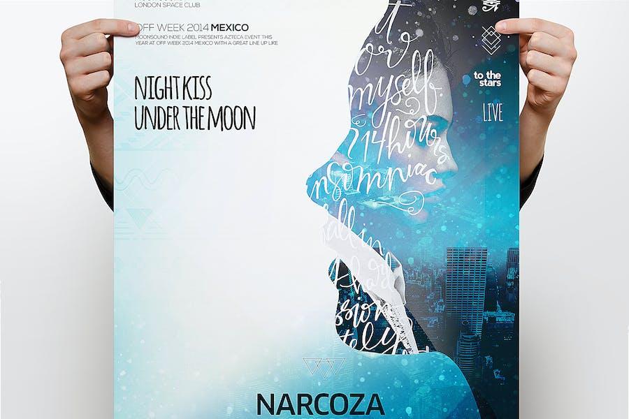 Moonish Poster