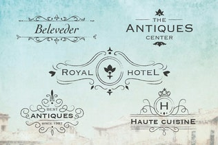 Antique Logos