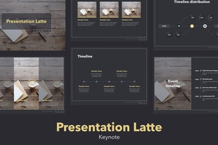 Latte Keynote Template