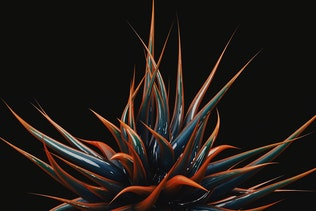 Abstract Sci-fi Plant Tentacles Backgrounds