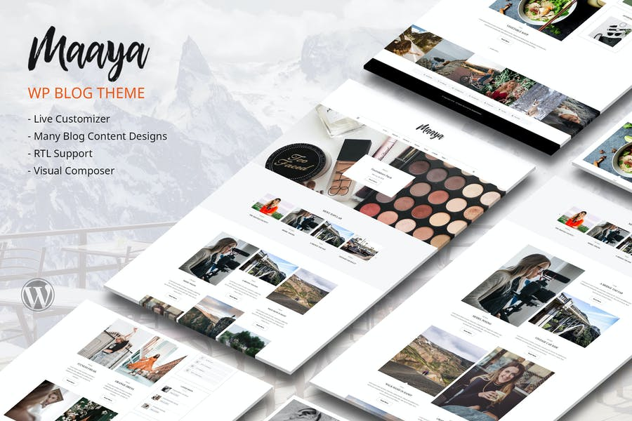 Maaya Blog - Travel Blog, Personal Blog