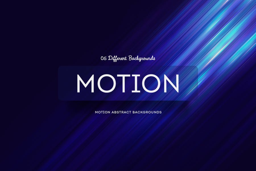 Motion Abstract Backgrounds