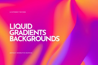 Liquid Gradients Backgrounds