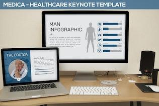 Medica - Healthcare Keynote Template