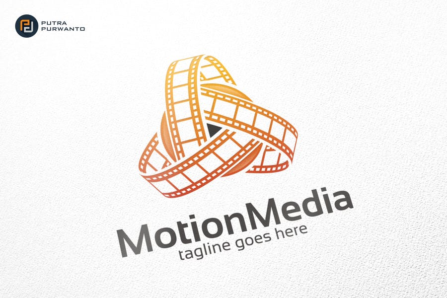 Motion Media - Logo Template