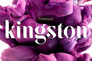 SF Kingston | Font