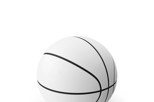 Basketball White