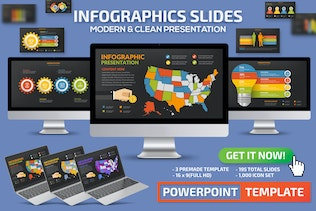Infographics Slides Powerpoint Presentation