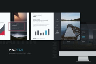 Martin Keynote Business Template