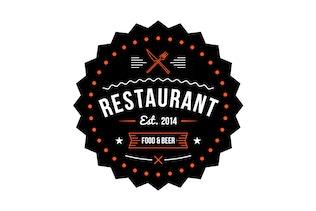 Restaurant Logo Templates