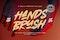 hand brush