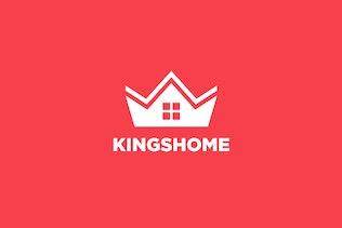 Crown & House - Real Estate Logo