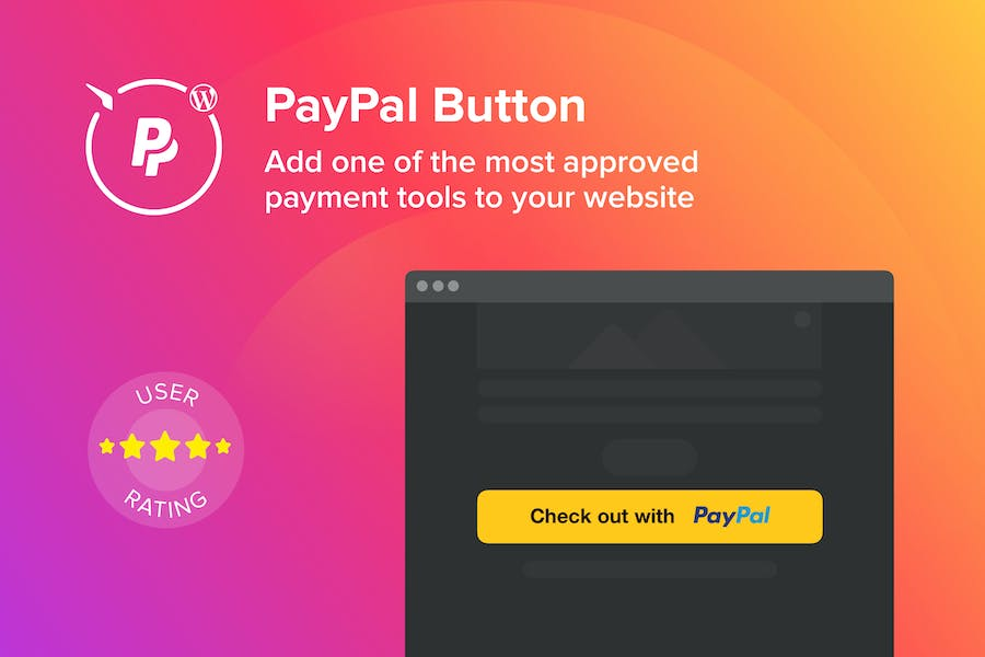 WordPress PayPal Button Plugin