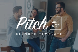 Pitch 2 - Keynote Template