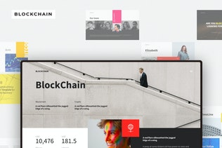 BLOCKCHAIN Powerpoint Template