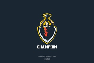 Championship Sports and E-sports Logo