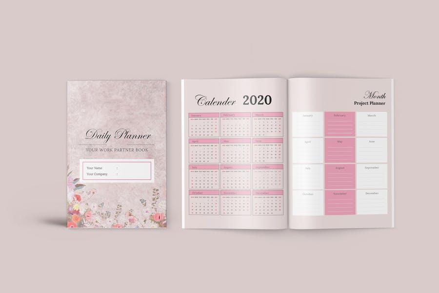Daily Planner Workbook