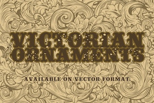 Victorian Ornament Collection