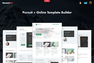 Pursuit - Responsive Marketing / Business Email