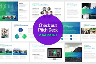 Pitch Deck Start Up- PowerPoint
