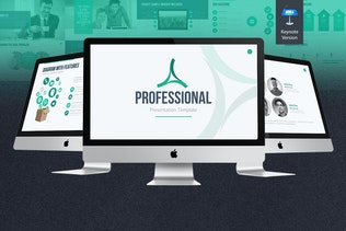 Professional Keynote Template