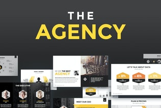 The Agency - Keynote Template
