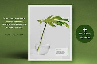 Botanica - Portfolio / Photobook / Brochure