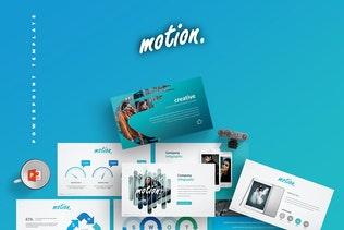 Motion - Powerpoint Template