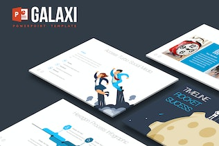 Galaxi Powerpoint Template