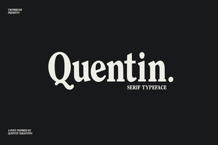 Quentin Serif