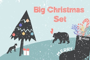 Big Christmas Set