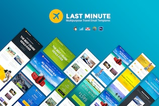 Last Minute Multipurpose Email Template