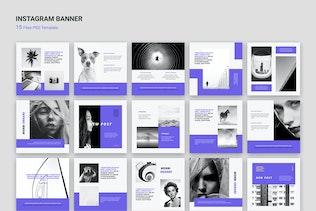 Instagram Banner Personal Branding