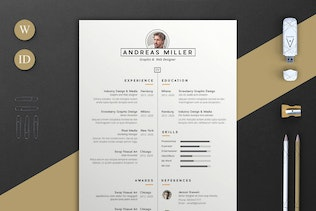 Resume Andreas
