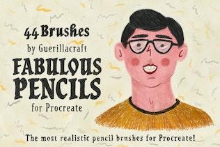 Fabulous Pencils for Procreate