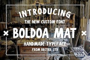 Boldoa Mat