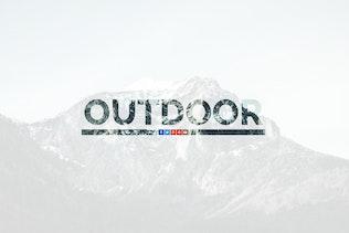 Outdoor — OnePage Responsive Template