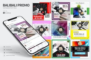 Balibali - Product Instagram Post HR
